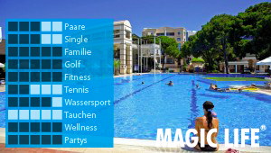 CLUB MAGIC LIFE Belek Imperial bei Diko Reisen, Ihr Reisebüro in Köln