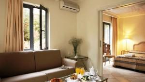 GRECOTEL Plaza Spa Apartments Appartement mit Wohn- und Schlafraum