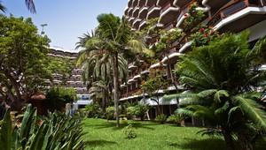 FUN CLUB Barceló Margaritas Park Aussenansicht und große Gartenanlage