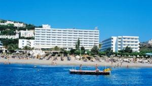 FUN CLUB Esperides Beach Lage des Clubhotels direkt am traumhaften Strand