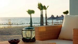 GRECOTEL Olympia Oasis Beach Villa direkt am Strand mit tollem Ausblick