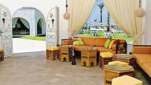 CLUB CALIMERA Rosa Rivage orientalisches Cafe mit Shisha und Tee