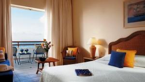 GRECOTEL Marine Palace Suites Doppelzimmer mit Balkon und Meerblick