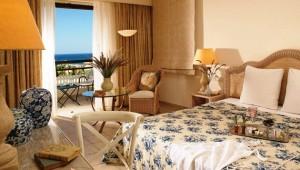 GRECOTEL Kos Imperial Thalasso Doppelzimmer mit Balkon und Meerblick