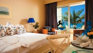 GRECOTEL Olympia Riviera Thalasso Doppelzimmer mit Balkon und tollem Ausblick