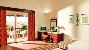 CLUB CALIMERA Habiba Beach Doppelzimmer mit Terrasse und Gartenblick