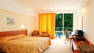 CLUB CALIMERA Sunny Beach Doppelzimmer mit Balkon und tollem Gartenblick