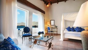 GRECOTEL Marine Palace Suites Familienbungalow mit Balkon und Meerblick