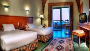 CLUB CALIMERA Akassia Swiss Resort Familienzimmer mit Balkon und Meerblick