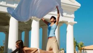 GRECOTEL Olympia Oasis wohltuende Massage unter freiem Himmel