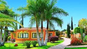 CLUB CALIMERA Esplendido Bungalows inmitten des vegetationsreichen Garten