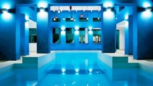 GRECOTEL Plaza Spa Apartments Hallenbad im großen Wellnessbereich