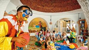 CLUB CALIMERA Rosa Rivage lustige Unterhaltung im Kids Club für Kinder