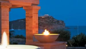 GRECOTEL Cape Sounio traumhafter Ausblick auf den Poseidon Tempel