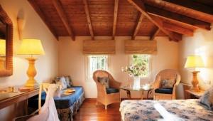GRECOTEL Kos Imperial Thalasso Maisonette Wohnung Schlafzimmer