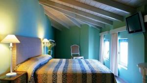 GRECOTEL Plaza Spa Apartments Maisonette mit Schlafzimmer und Ausblick