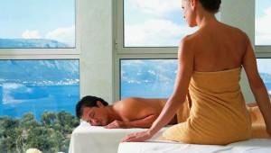 GRECOTEL Eva Palace wohltuende und entspannende Massage für Paare