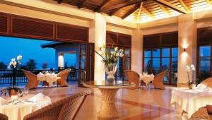 GRECOTEL Kos Imperial Thalasso Pavillon mit Restaurant und tollem Meerblick