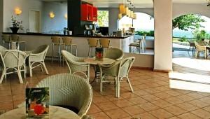 FUN CLUB Kipriotis Panorama Aqualand Bar und Cafe direkt am Pool mit Meerblick