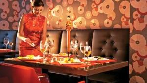 GRECOTEL Creta Palace asiatisches Restaurant mit modernen Speisen