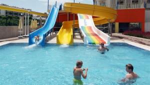 FUN CLUB Seher Sun Palace Resort & Spa die Wassererlebniswelt des Clubs