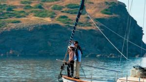 GRECOTEL Cape Sounio Segeln mit der Segelyacht auf dem Mittelmeer an der Bucht