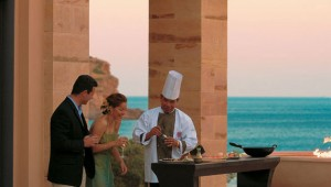 "GRECOTEL Cape Sounio ""So Oriental"" Restaurant Chefkoch mit Show Cooking"