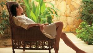GRECOTEL Kos Imperial Thalasso Wellnessbereich mit Spa und Lounge