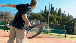 GRECOTEL Olympia Oasis Tennisplatz für Anfänger und Fortgeschrittene