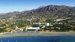 CLUB CALIMERA Sunshine Kreta Lage und Überblick über die Anlage am Meer