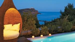 GRECOTEL Cape Sounio Villa mit Privatpool und traumhaftem Meerblick