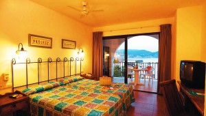 CLUB CALIMERA Delfin Playa Doppelzimmer mit Balkon und tollem Ausblick