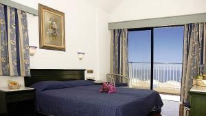 CLUB CALIMERA Sunshine Kreta Doppelzimmer mit Balkon und direktem Meerblick