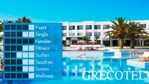 GRECOTEL Creta Palace bei Diko Reisen, Ihr Reisebüro in Köln