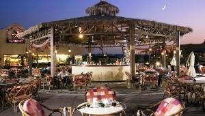 FUN CLUB Caribbean World Soma Bay Aladin Cafe Bar mit tollem Ausblick