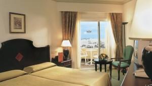 FUN Club RIU Oliva Resort Doppelzimmer mit Balkon und direktem Meerblick