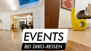 Events bei Diko Reisen in Köln