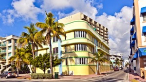 Florida Rundreise Weltberühmter Ocean Drive und Art Deco Hotels in Miami Beach
