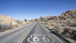 Rundreise USA Westküste Fahrt auf der legendären Route 66 durch den Joshua Tree National Park