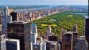 Rundreise New York Florida Blick über den Central Park und Upper Manhattan