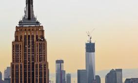 Rundreise New York Florida Das Empire State Building in New York ist die Sehenswürdigkeit der Stadt