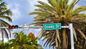 Rundreise New York Florida Der Ocean Drive in Miami Beach zählt zu den TOP Sehenswürdigkeiten