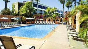 Rundreise USA Westen Übernachten sie im wunderschönen Hotel Bahia Resort in San Diego