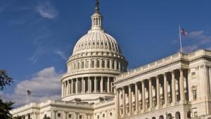 USA Rundreise Ostküste Kapitol in Washington D.C. in den Vereinigten Staaten