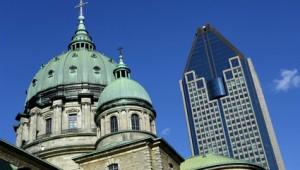 USA Rundreise Ostküste Marie-Reine-du-Monde de Montréal ist eine Basilika in Montreal Kanada
