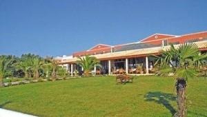 FUN CLUB Aquis Sandy Beach Resort wunderschöne Gartenanlage mit reicher Fauna & Flora