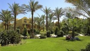 FUN CLUB Makadi wunderschöne Gartenanlage mit reicher Fauna & Flora