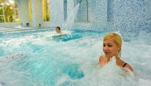 FUN CLUB Paradis Palace Großzügiger wellnessbereich mit Pool und Spa
