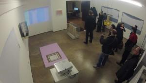 """Impressionen einer Ausstellung """"The Cage"""""""