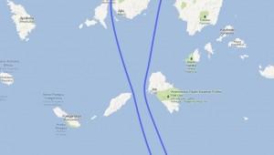 Inselhopping Griechenland Route mit den Inseln Santorin, Naxos und Paros